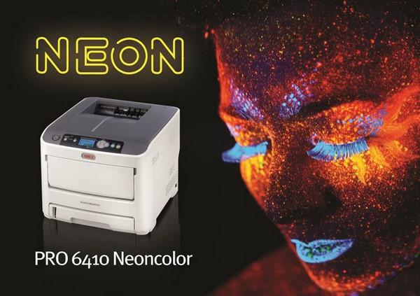 OKI Pro6410 Neon