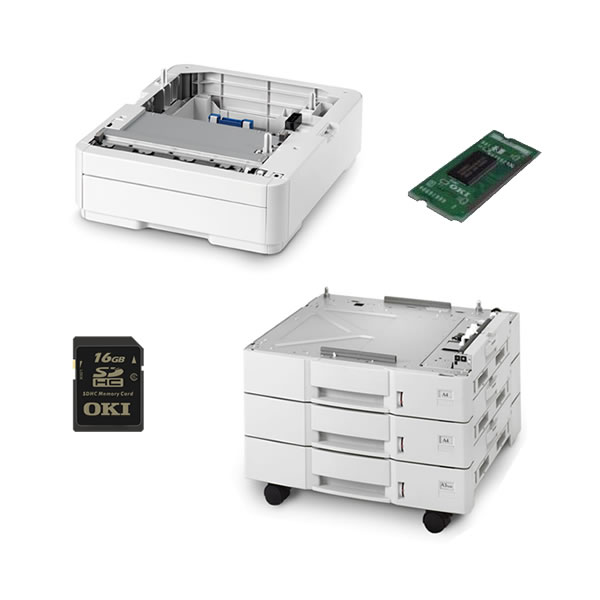 OKI Pro & ES Printer Accessories